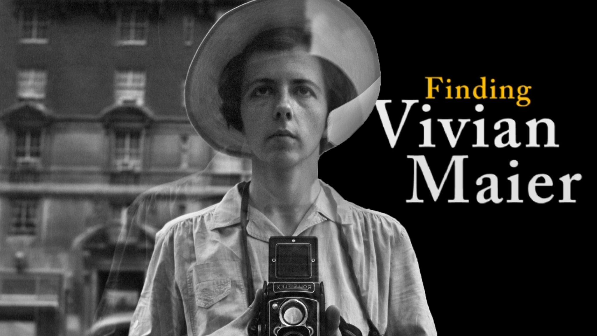 Finding Vivian Maier, Maloof, John and Charlie Siskel, 2013.