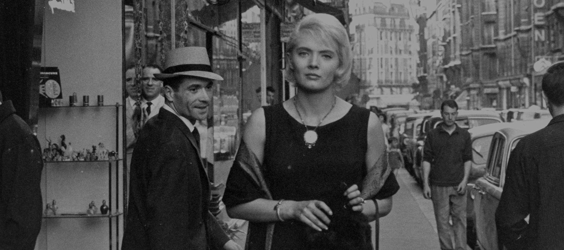 Cleo from 5 to 7,      Agnès Varda, 1963