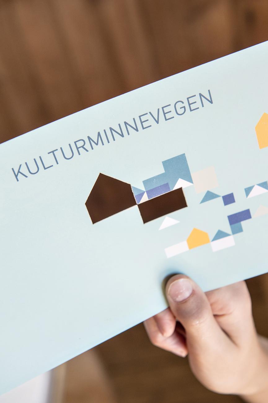 Turkart, utvikla av M8 Design. Foto: Dag Jensen