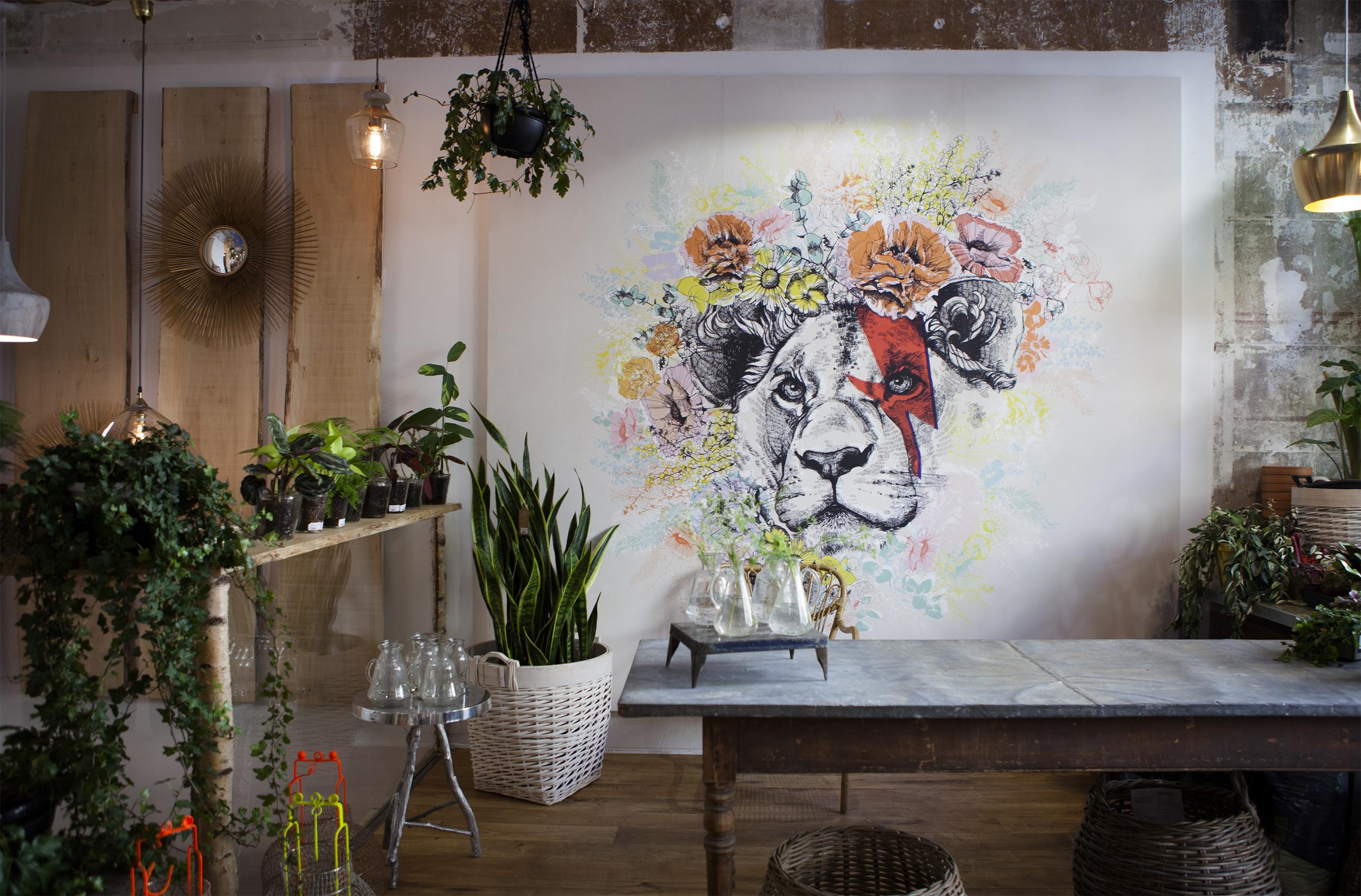 Les Mauvaises Graines    Flower Shop - Paris