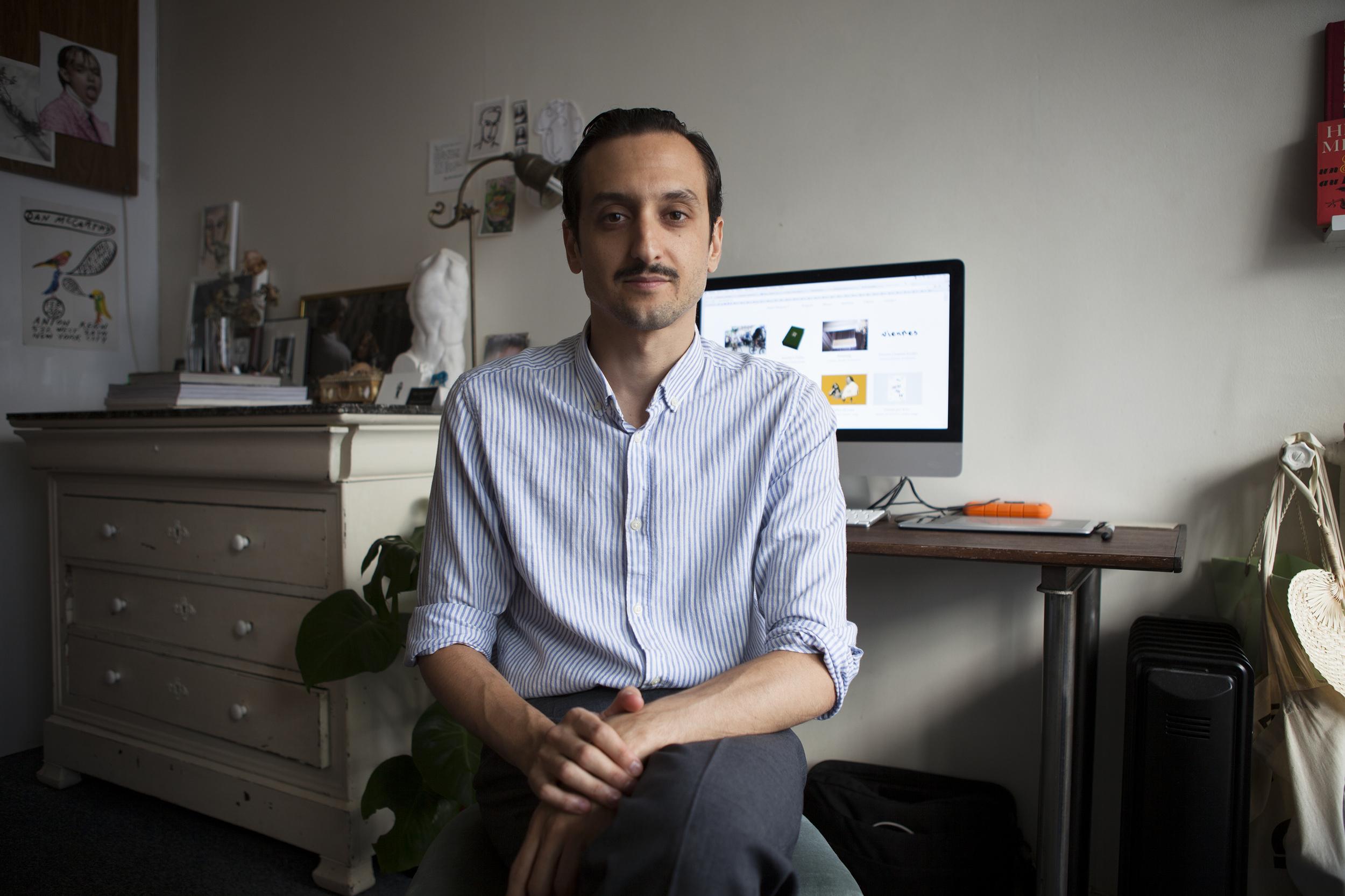 Pedro Várquez    Art Director - Paris