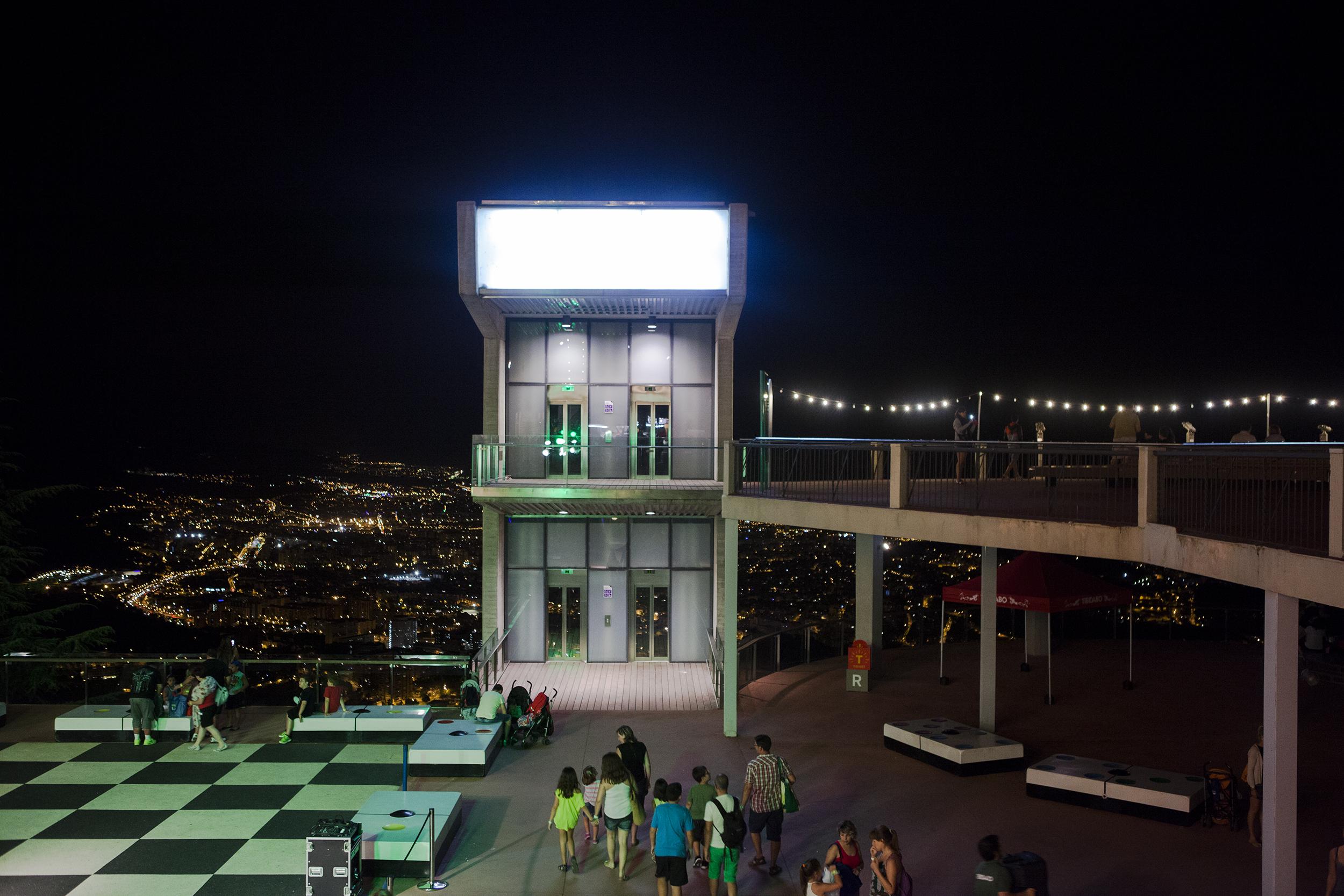 Tibidabo    Amusement Park - Barcelona