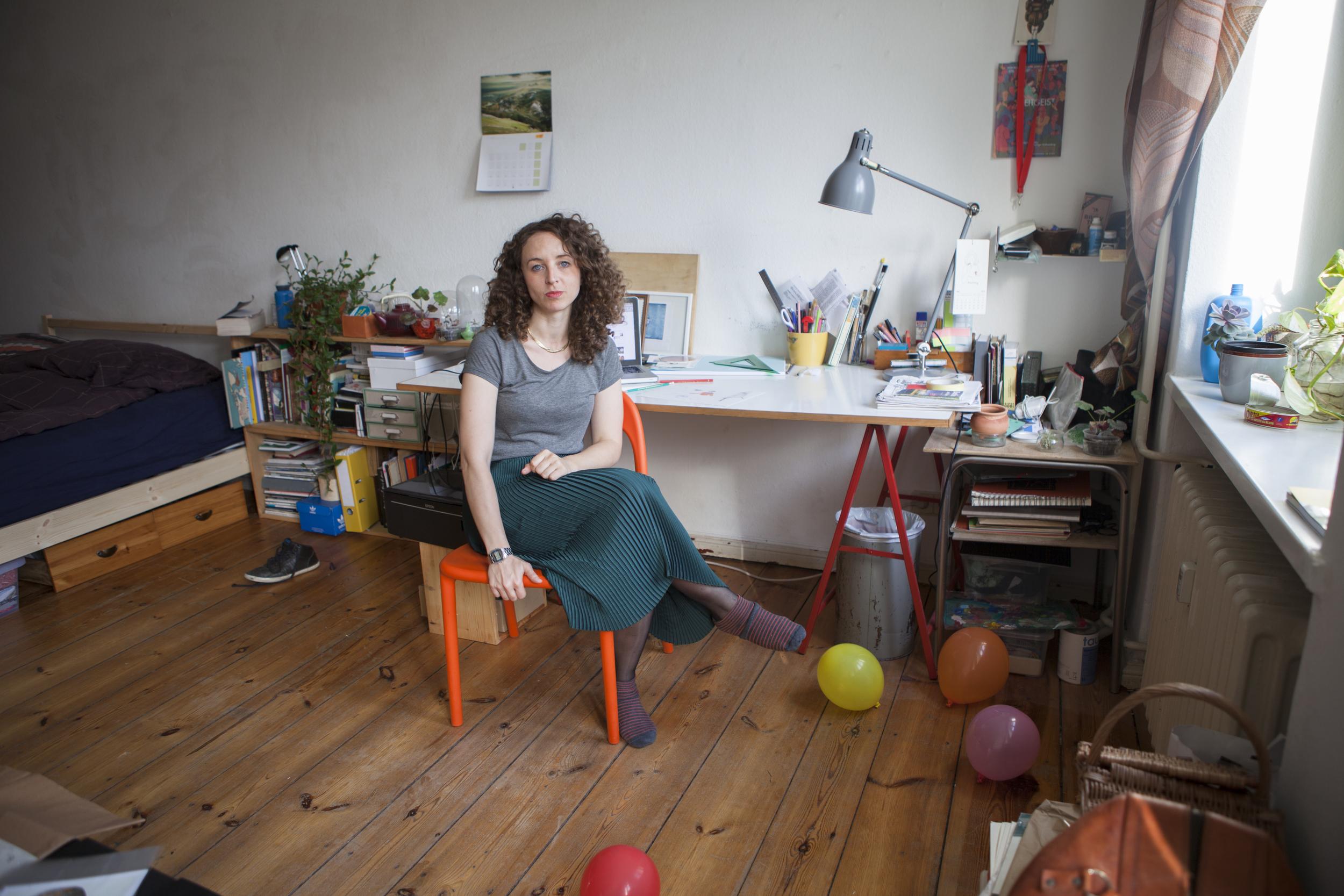 Isabel Albertos    Art Director - Berlin