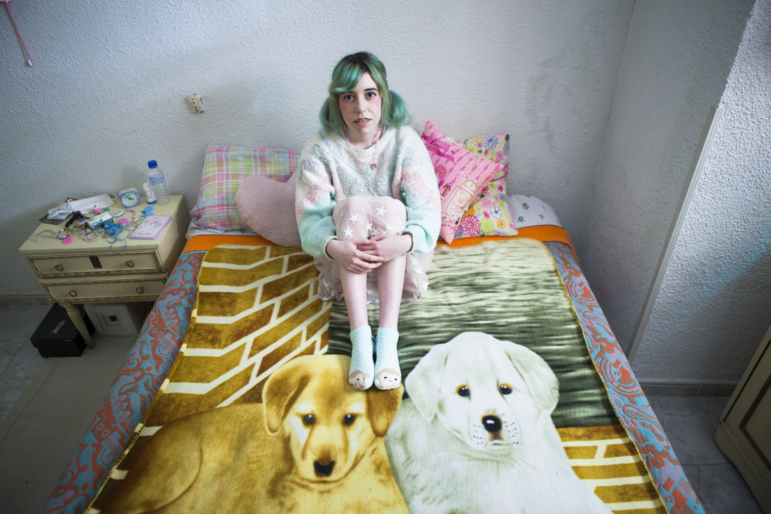 Zazi White     Photographer - Madrid