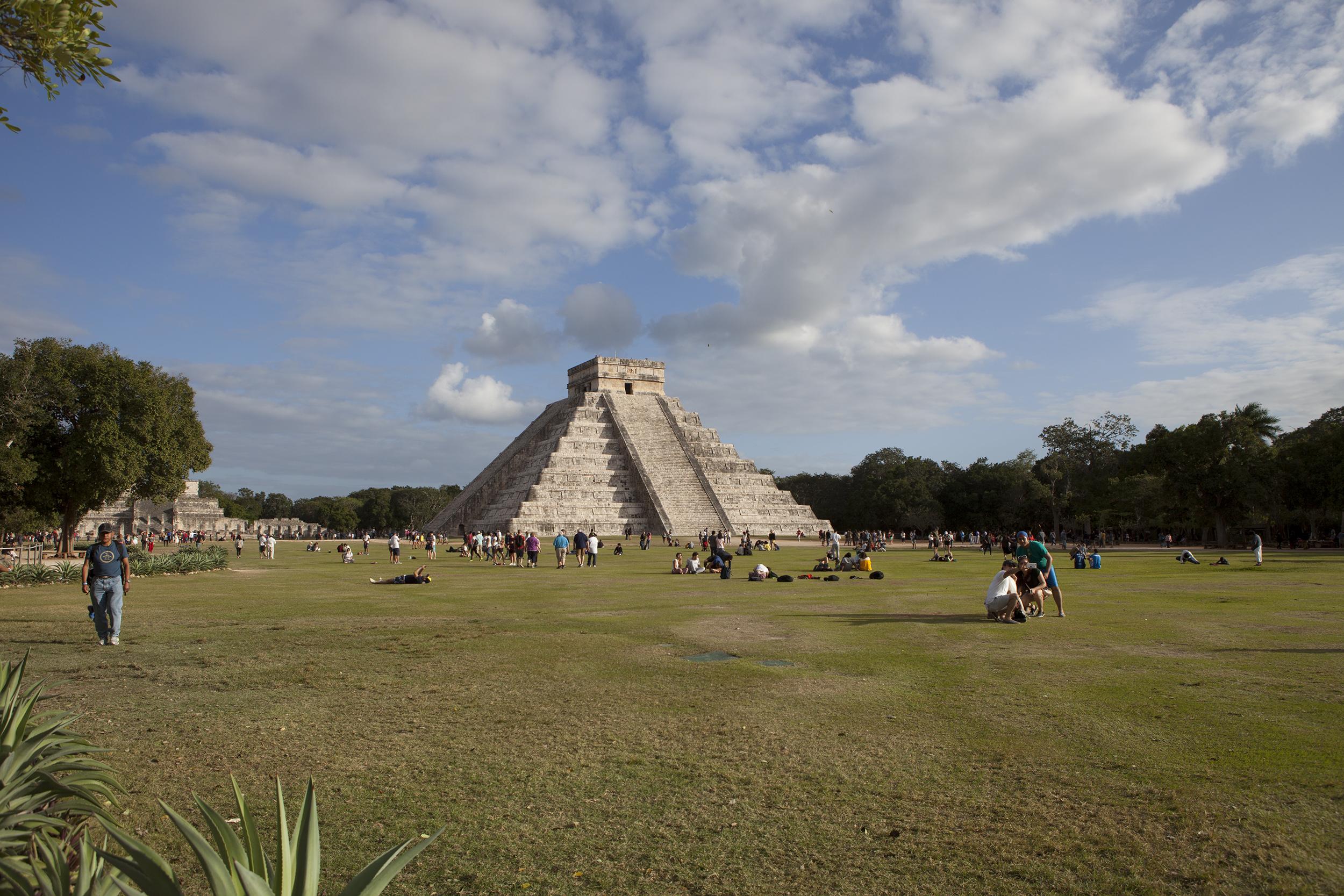 Chichén Itzá    Yucatán - México