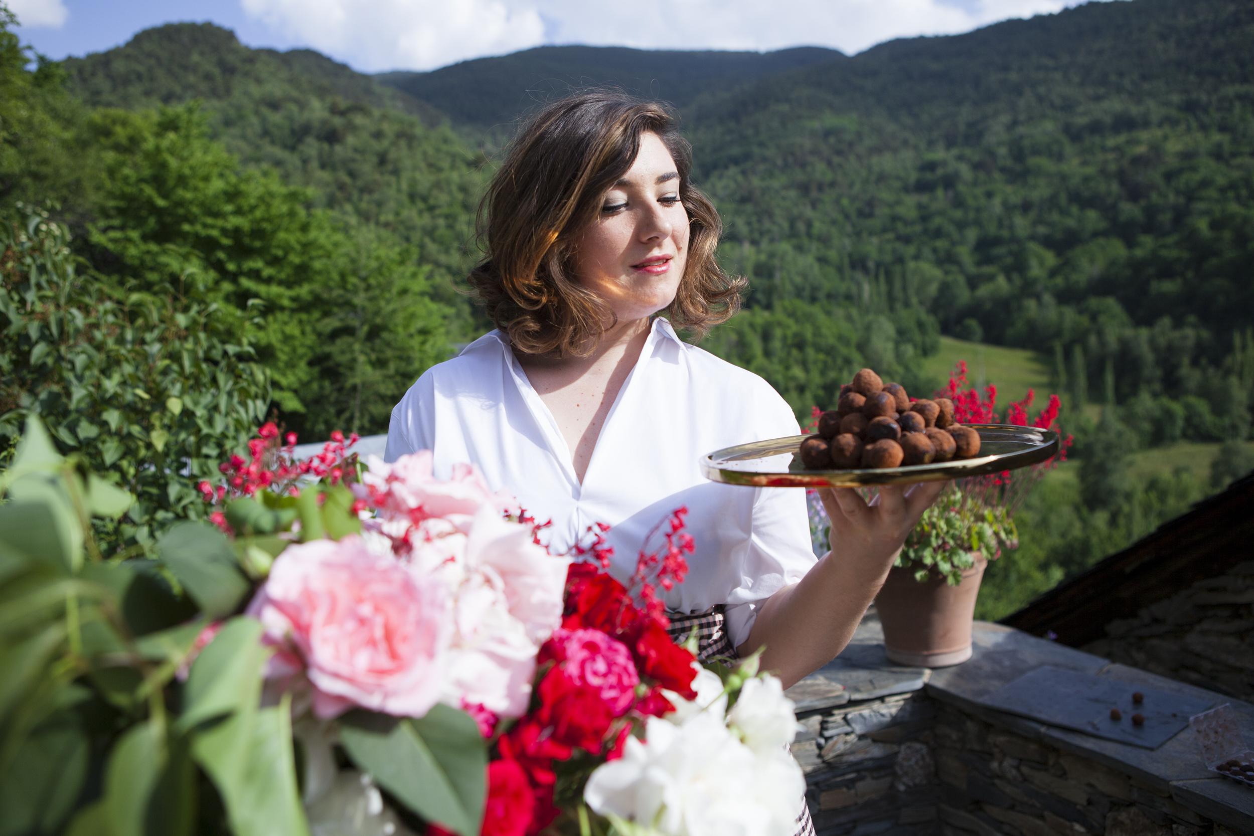 Sita Brown     Pastry Chef - Barcelona