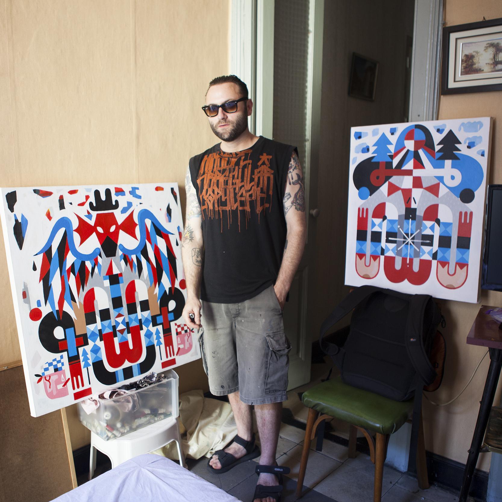 Keis Lozano - Painter