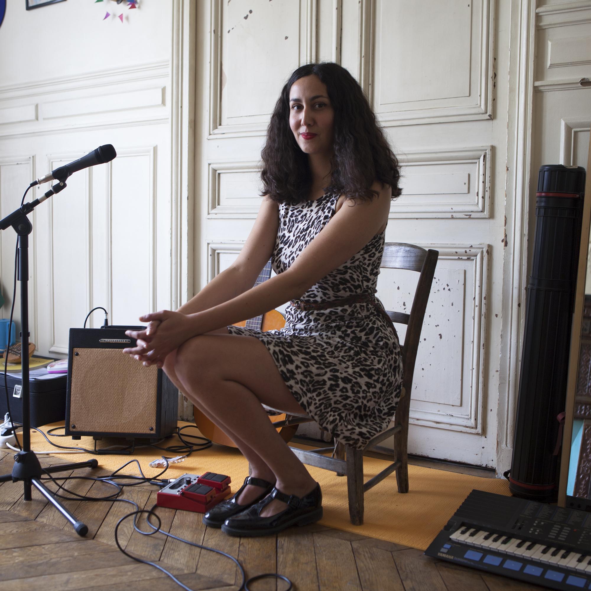 Sara Maison - Musician