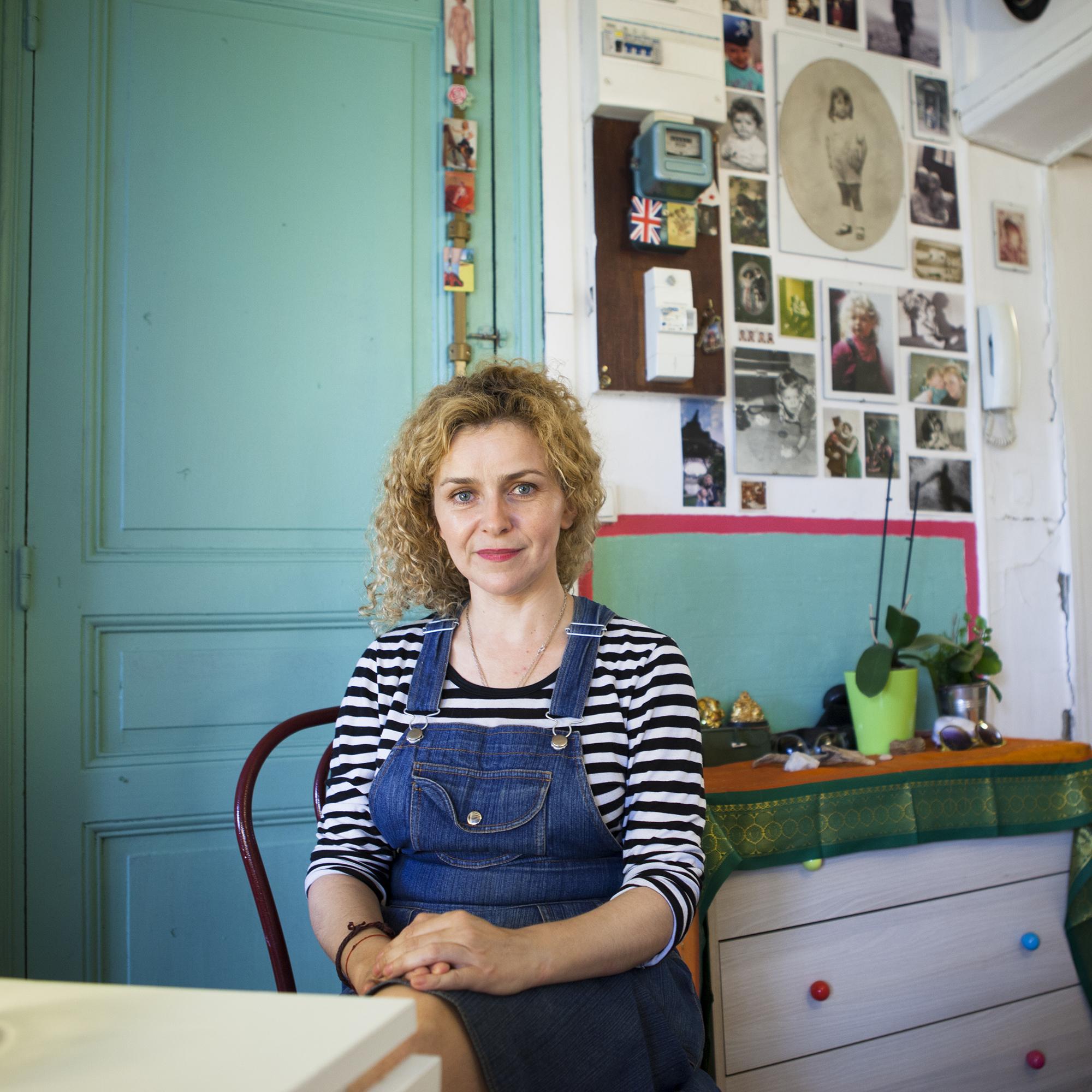 Barbara Matas - Video Artist