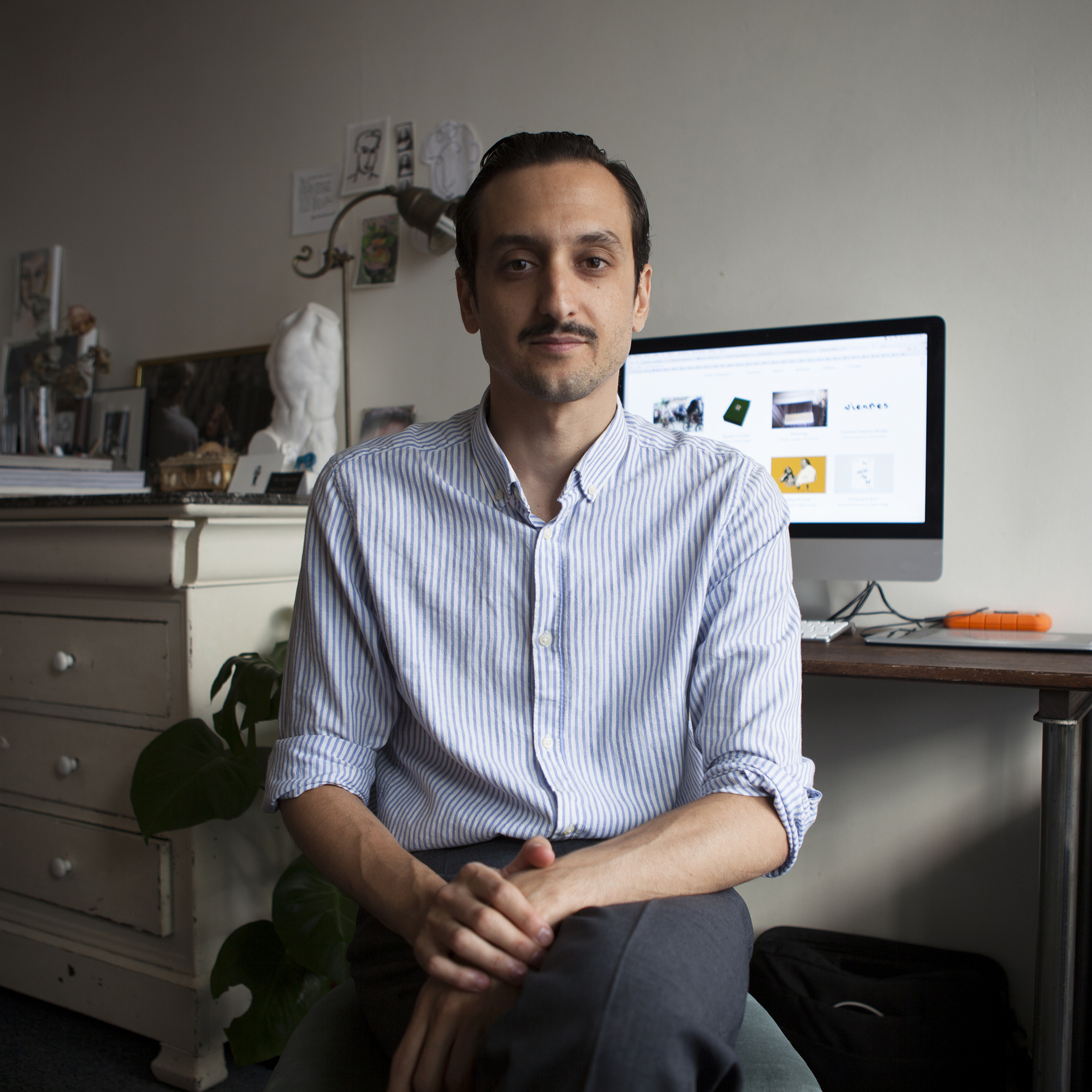 Pedro Vázquez - Art Director