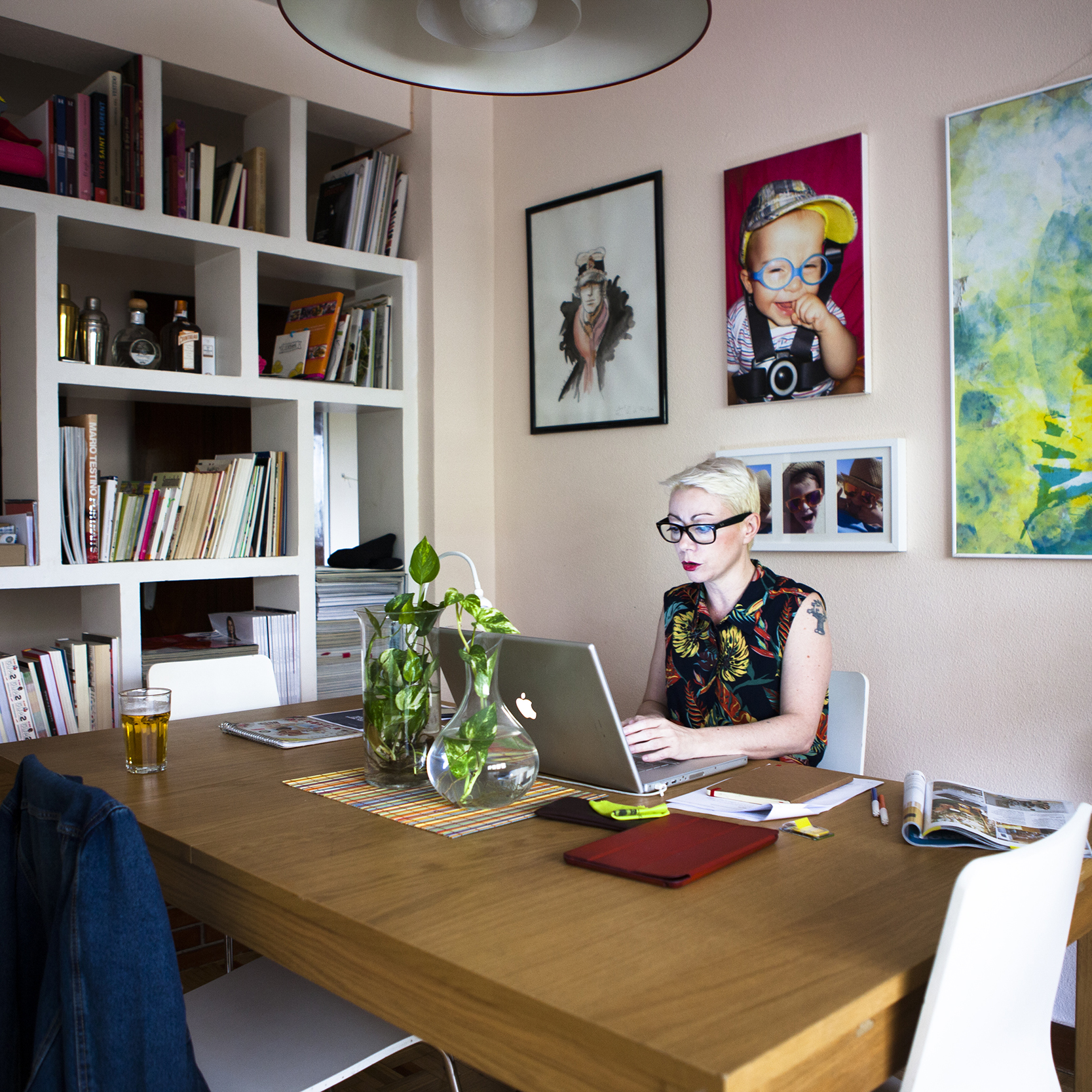 Mabi Barbas - Antonia Magazine Director