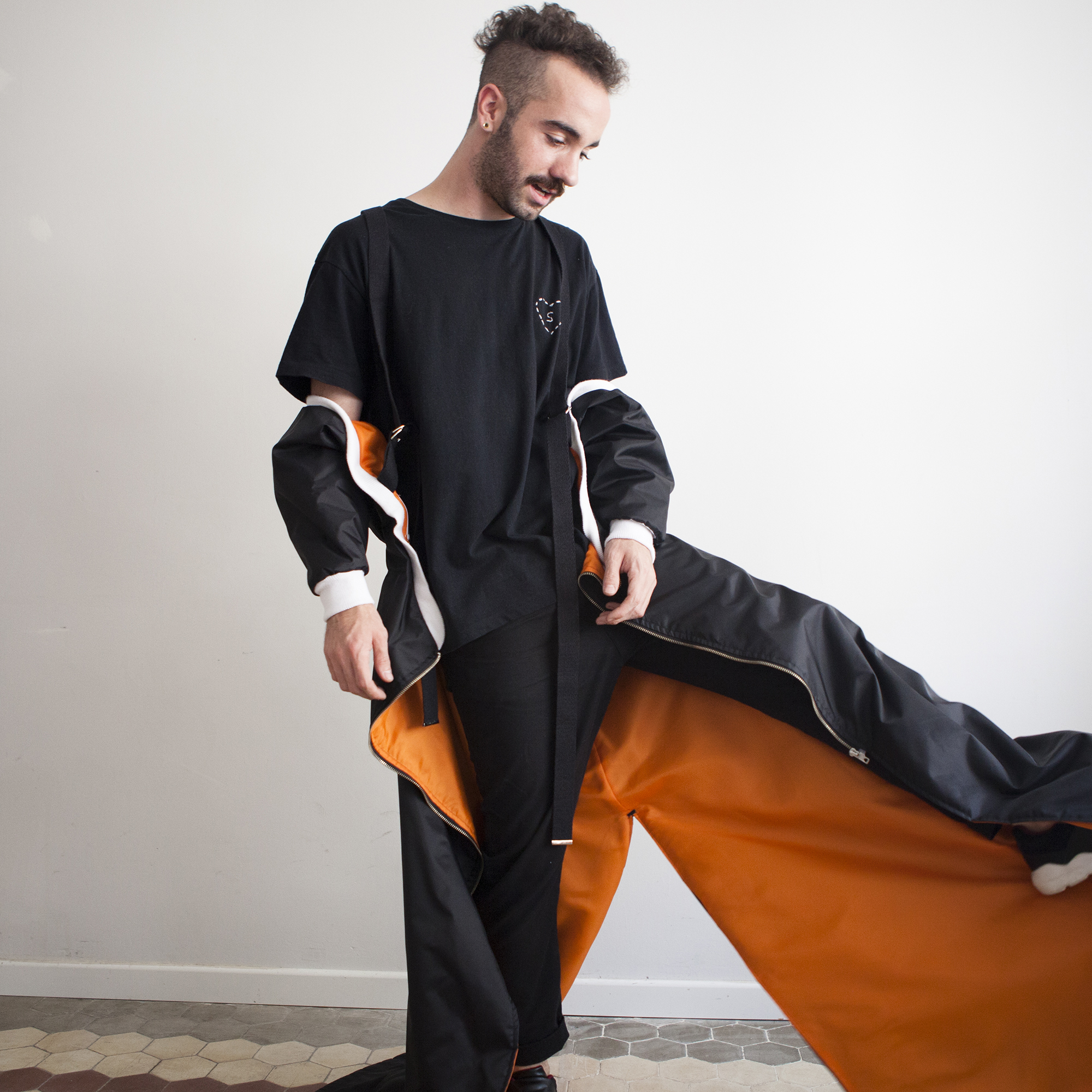 Peter Sposito - Fashion Designer