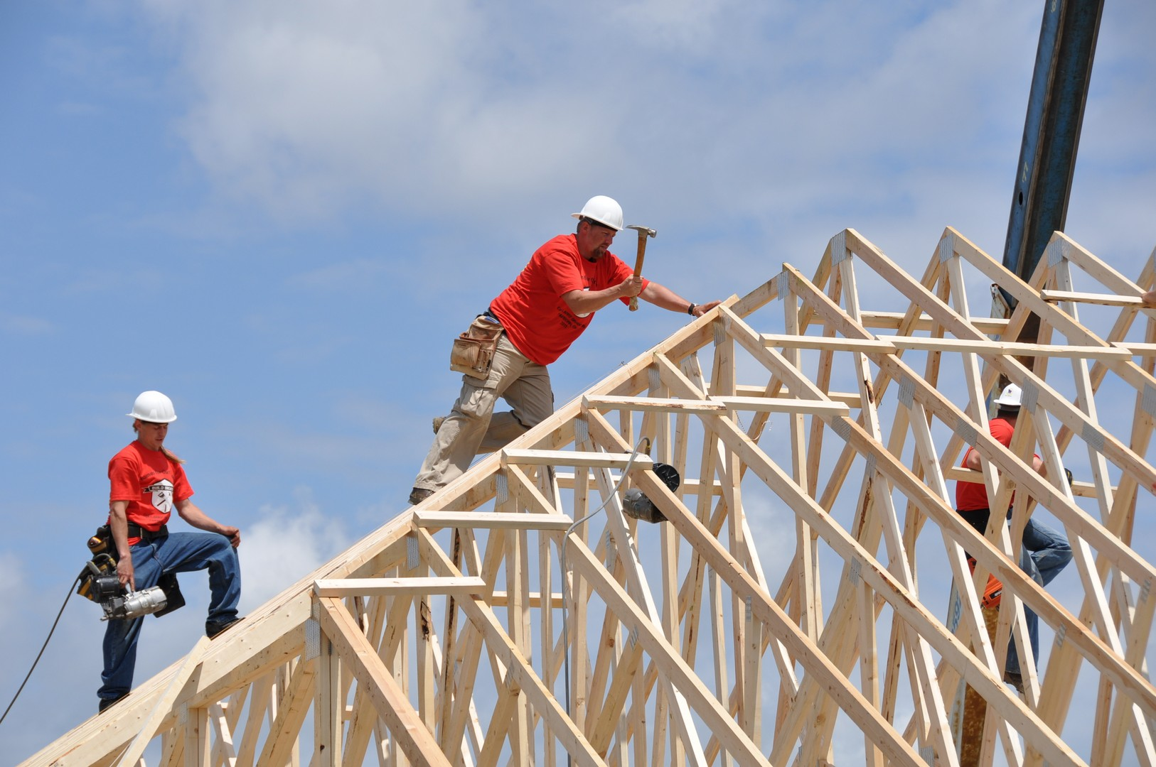 Daniel DeVol Builder - Homes for our Troops