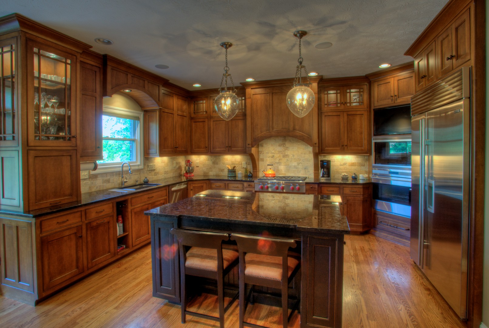 Daniel DeVol Builder - Bellbrook Kitchen