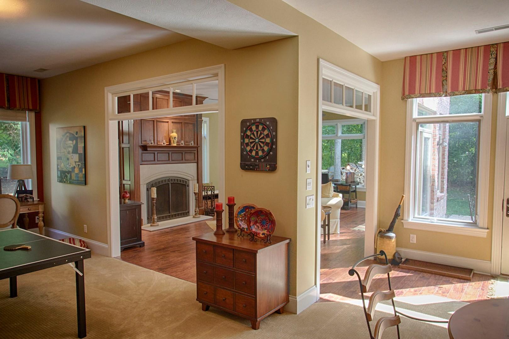 Daniel DeVol Builder - Bellbrook Room Addition