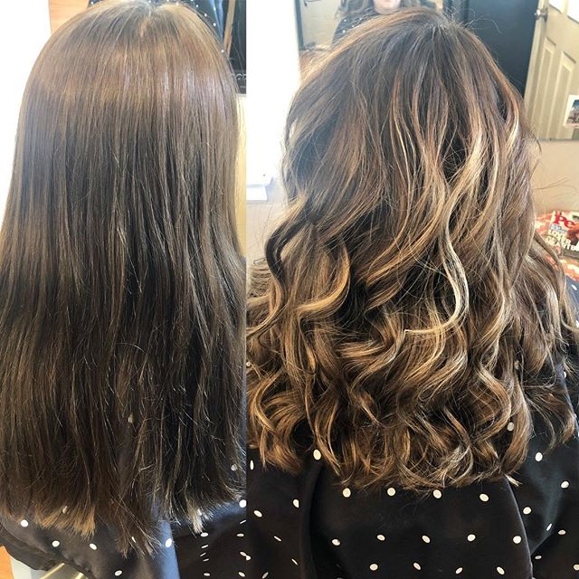 Gorgeous hair painting by ASHLIE ♥️
