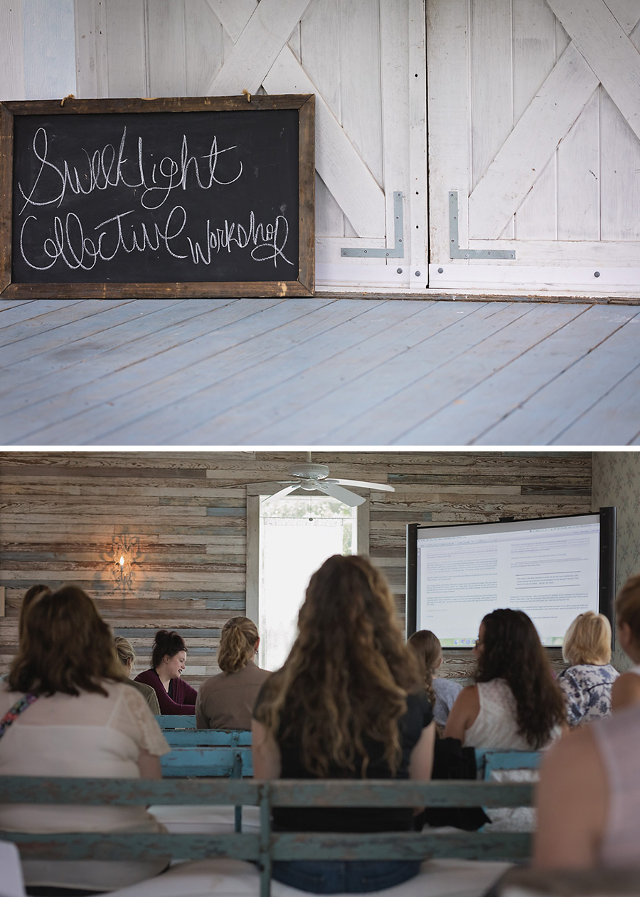 Sweetlight Collective Workshop