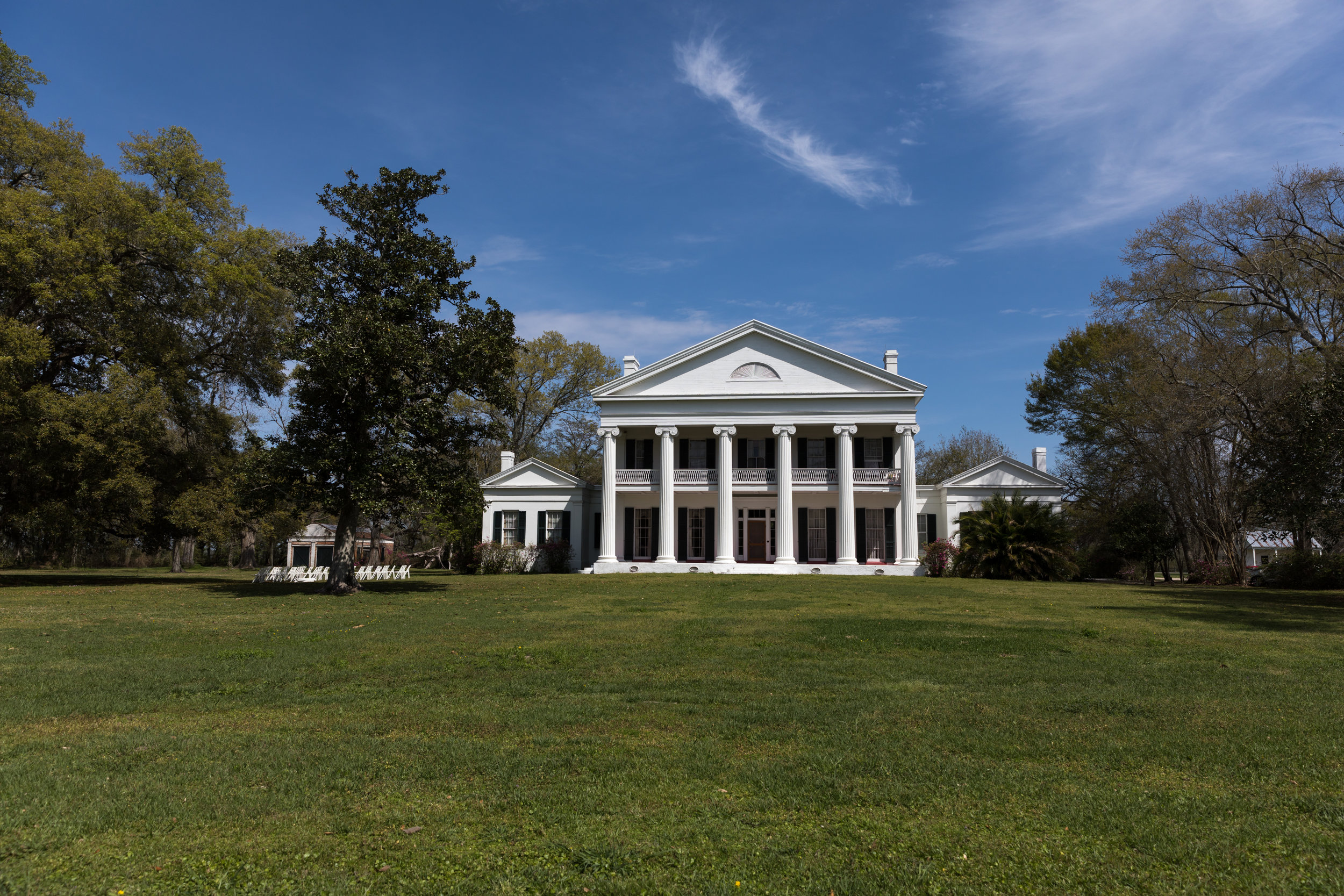 Cool facts - this plantation house is the set for the new movie 'The Beguiled' and for part of Beyoncé's video 'Lemonade'.