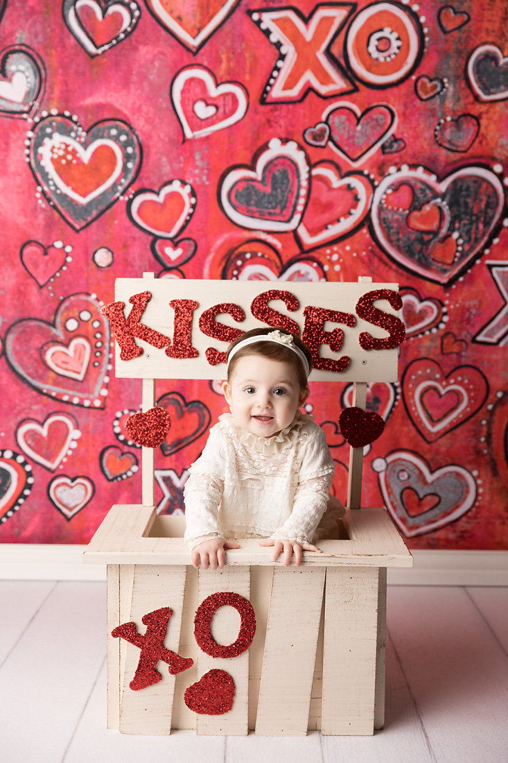 valentine kissing booth