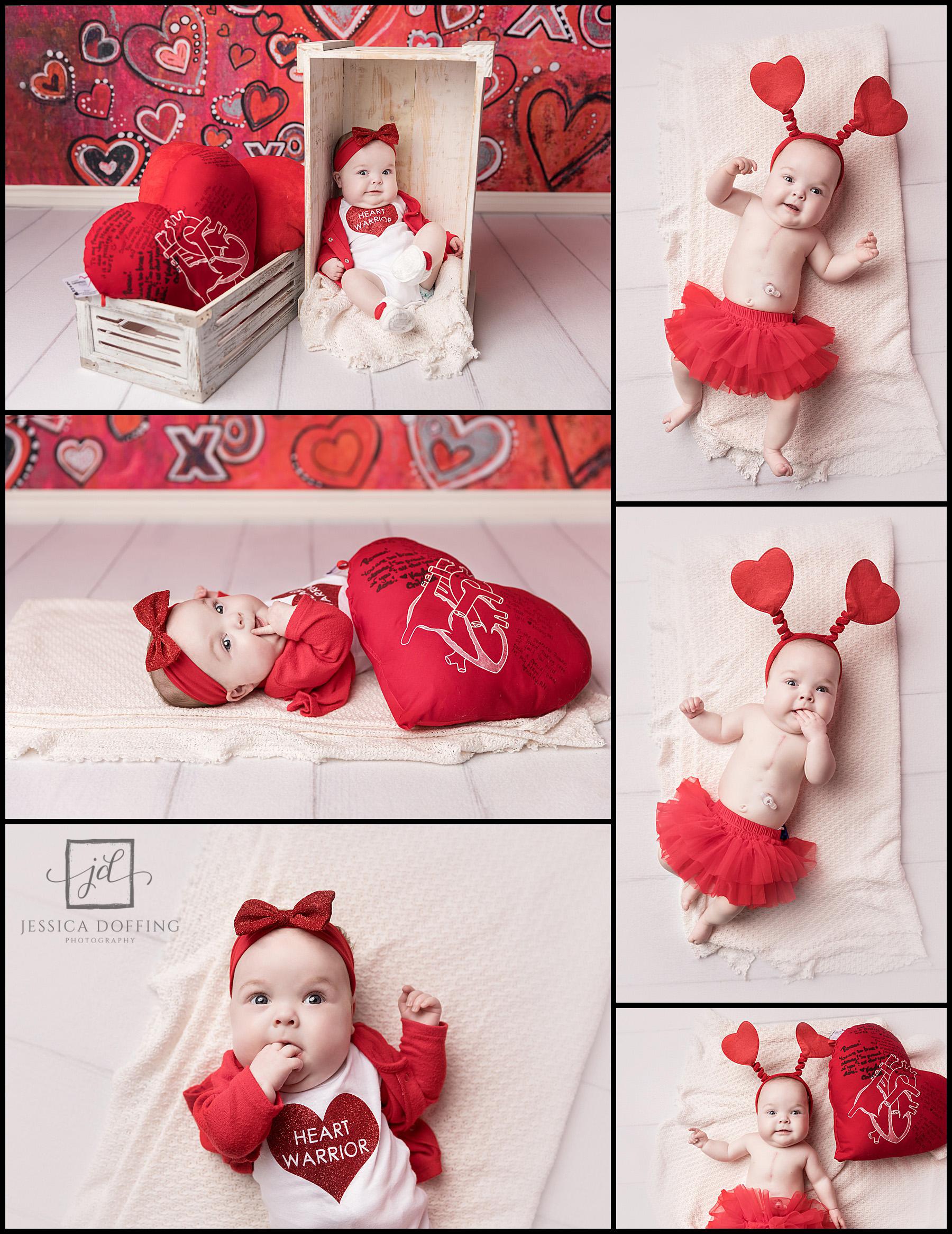 baby warrior valentine