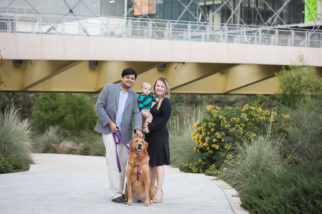 family session downtown austin