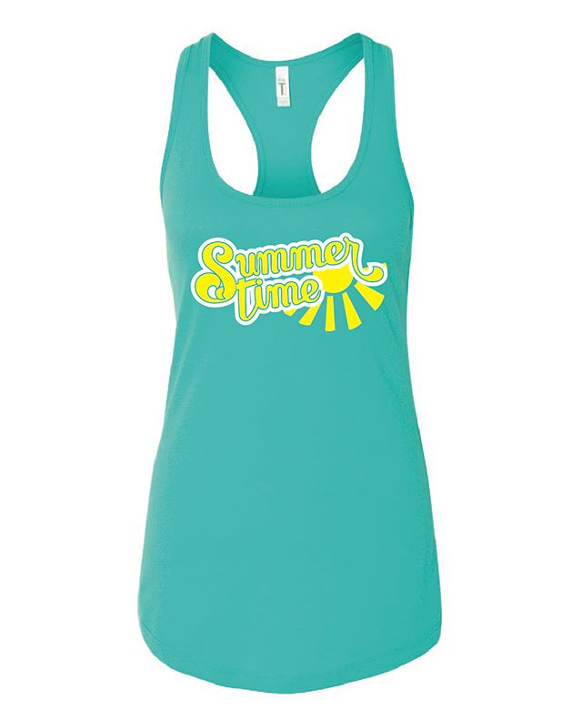 Summer time is here!!! And available for this week only we have these super fun tanks or tees available for preorder. Follow the link in our bio to treat yo self!