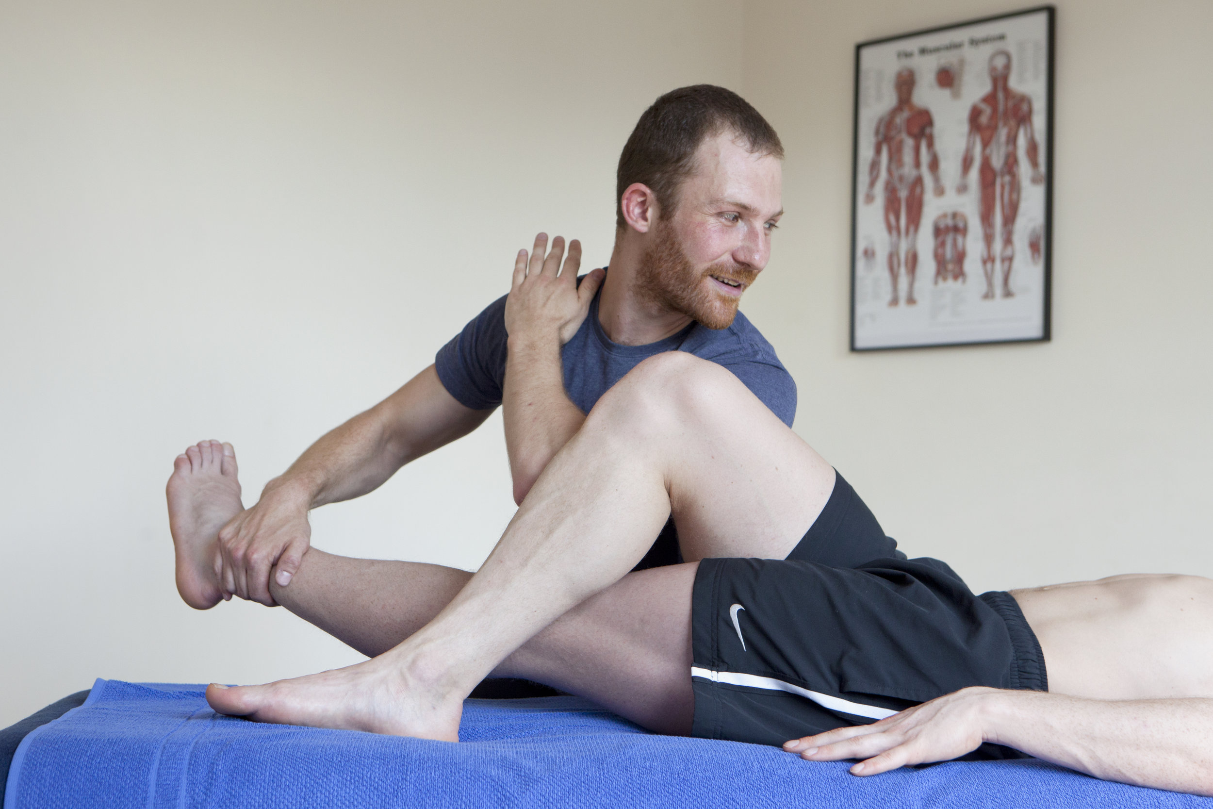 Julien Sports Massage Therapist