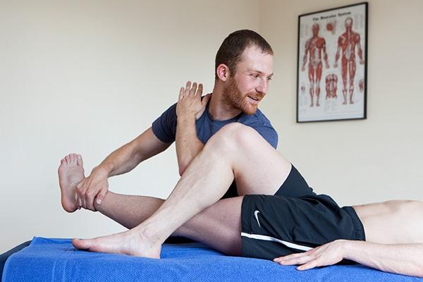Julien Sports Massage Therapist