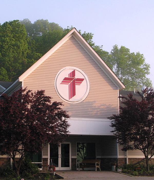 Redeemer Lutheran Church Exterior