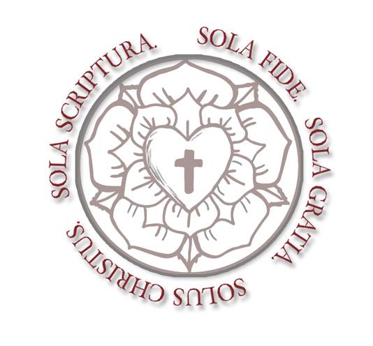 Sola scriptura. Sola fide. Sola gratia. Sola Christus.