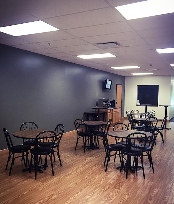 Redeemer Lutheran Church Cafe Area