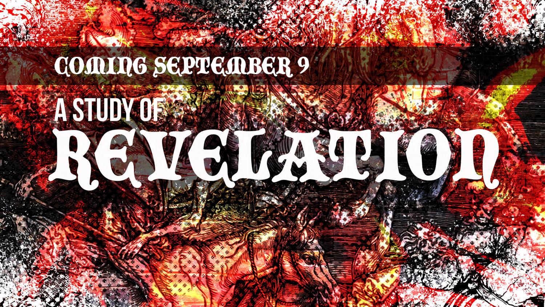 Join us beginning Monday, September 9 at 6:30 p.m.