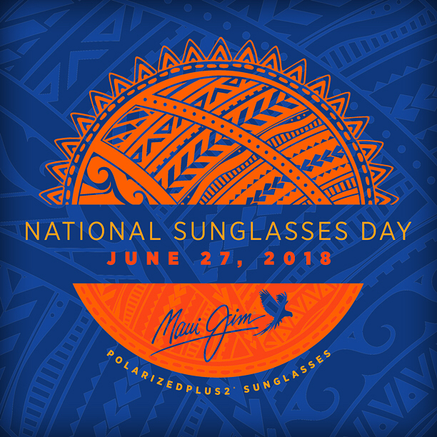 Let's celebrate NATIONAL SUNGLASSES DAY together!  20% OFF all designer sunwear + 25% OFF all accessories, apparel & gift items *FREE gift with any Maui Jim Sunglass Purchase  #specseyewearstudio #commercetownship #nationalsunglassesday #eyewear #accessories