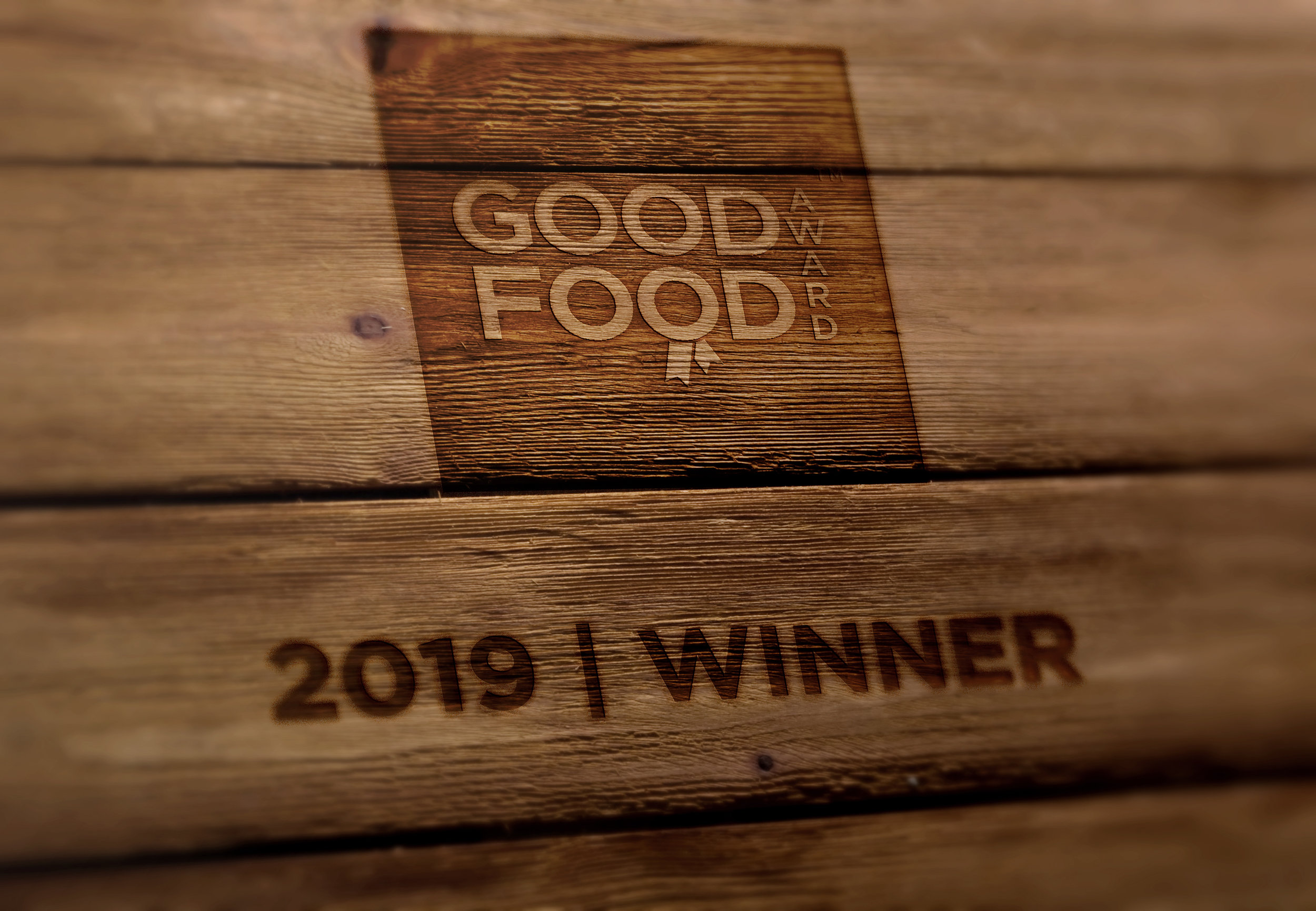 Good Food Award 2019