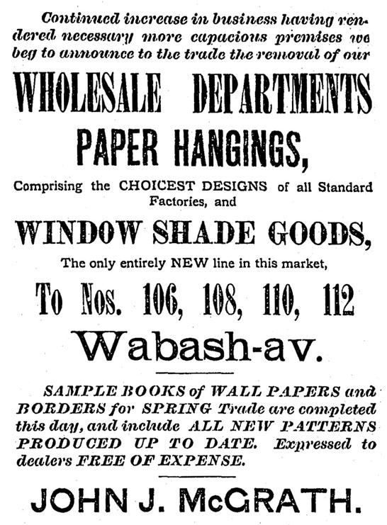 Chicago Tribune, February 3, 1883