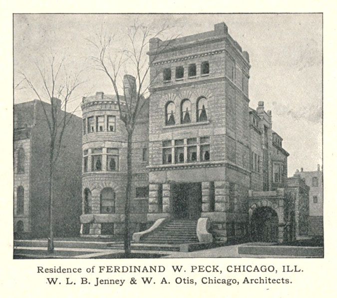 1826 S. Michigan Avenue (demolished)