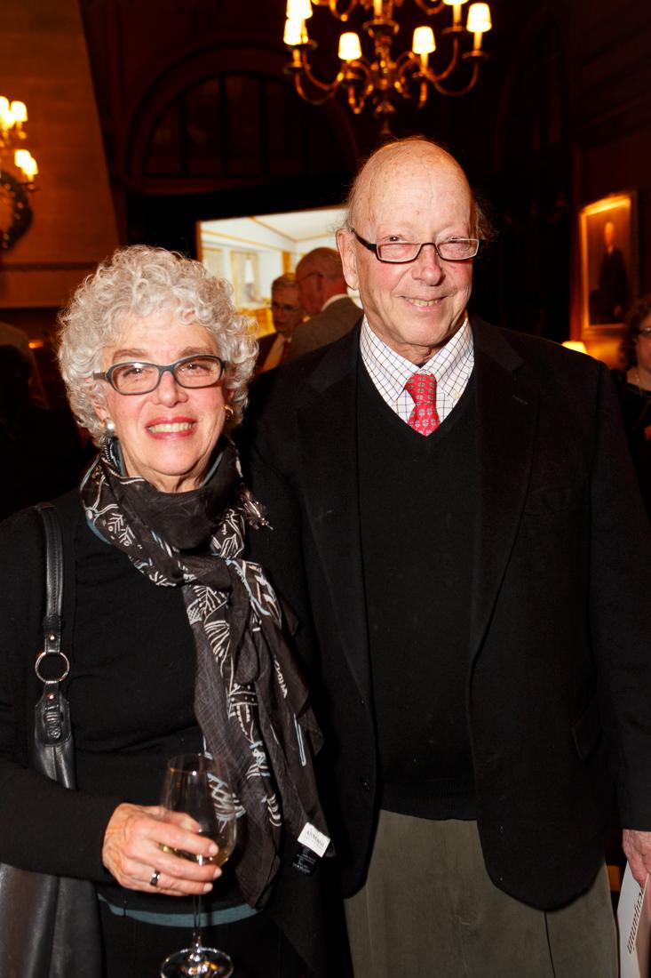 Susan and Wayne Benjamin