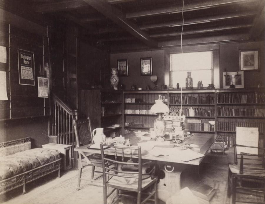 Glessner schoolroom, c. 1888