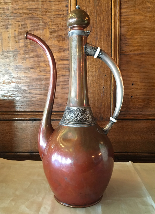 2019-06 Turkish coffeepot.JPG