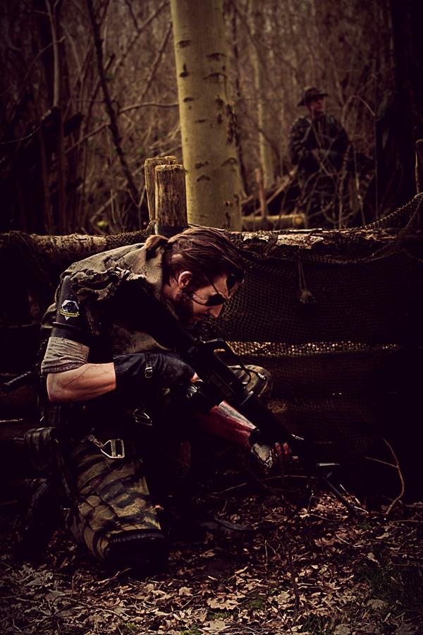 RBF Productions Is Snake   Photo by  Merdahn Photography