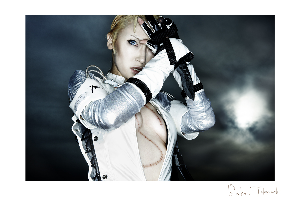 Omi Gibson is The Boss   Photo by Ryohei Takanashi