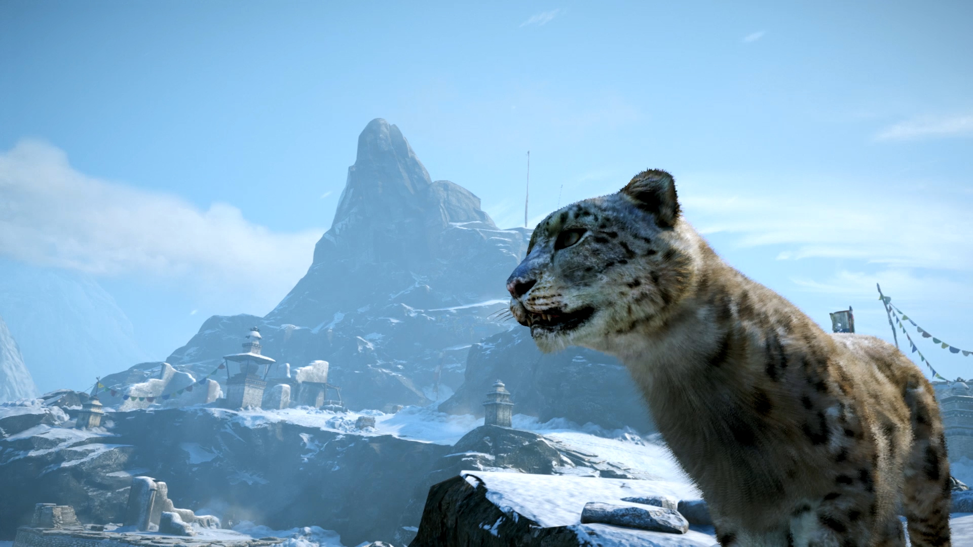 Ubisoft S Cryptic Reveal Of Far Cry Primal Gametyrant