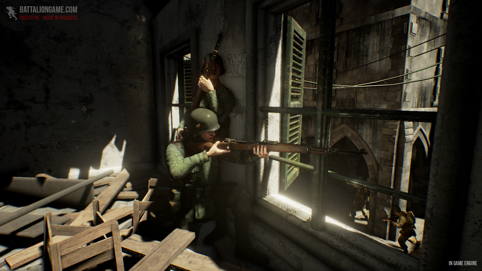 battalion-1944-shows-promise-for-reviving-world-war-2-shooter-genre