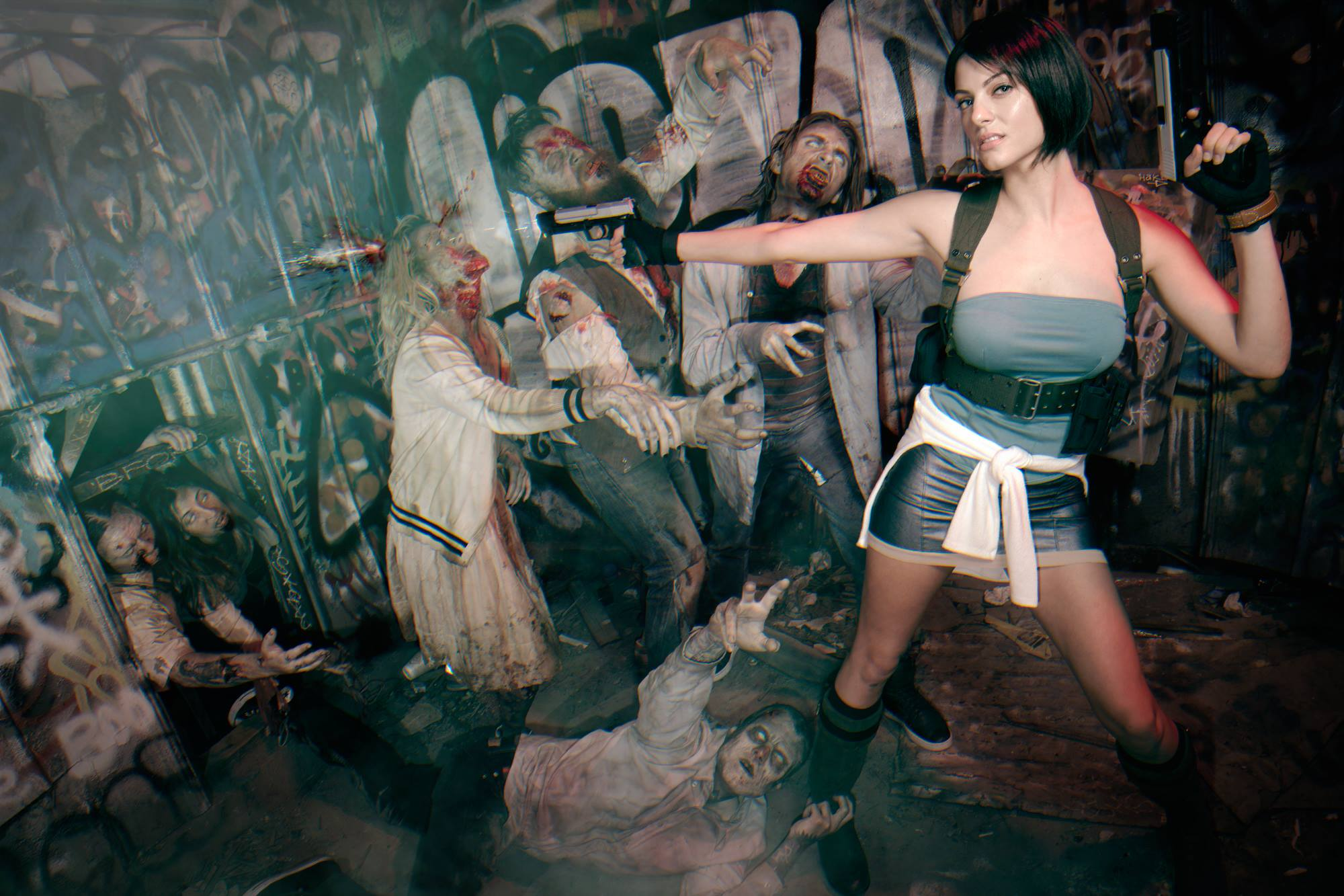 Celebrate 20 Years Of Resident Evil With This Awesome Jill
