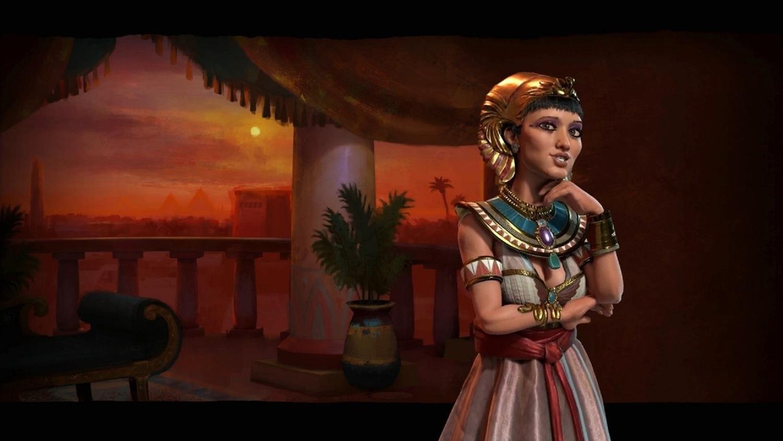 Cleopatra civ 6