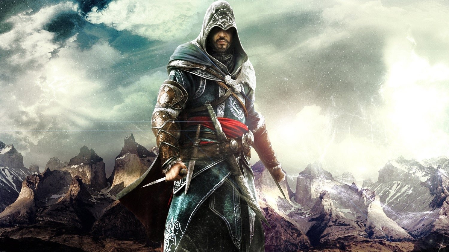 The Ezio Auditore Assassins Creed Games Are Coming To Current Gen