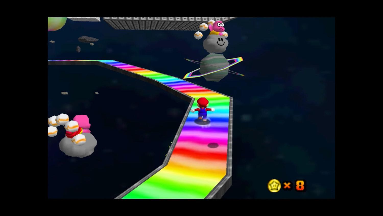 Super Mario 64 Roblox Rom Hack Gametyrant