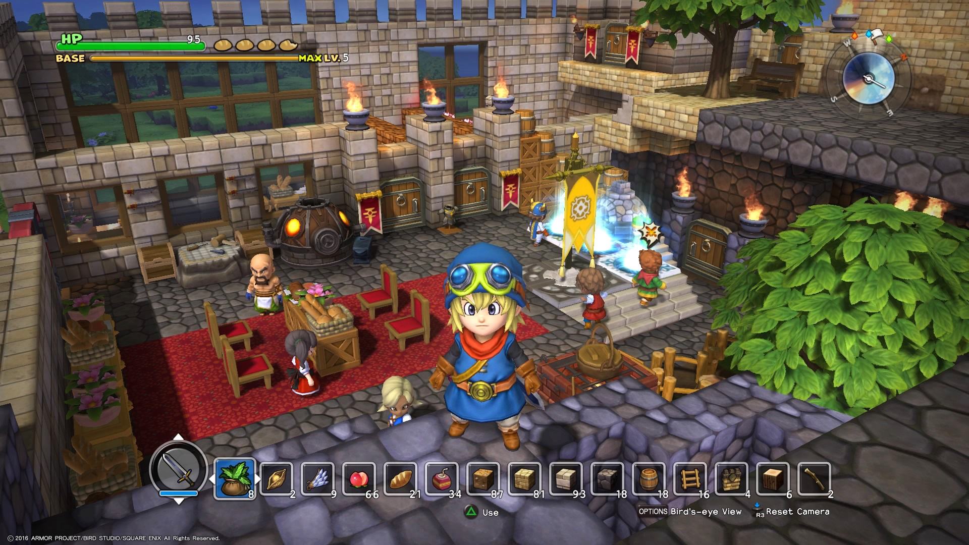 Editorial Dragon Quest Builders Isn T A Minecraft Clone