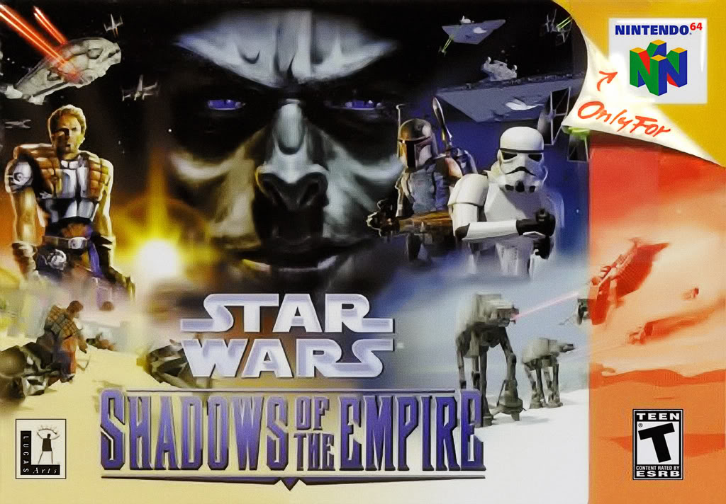 Retro Review: Star Wars: Shadows of the Empire