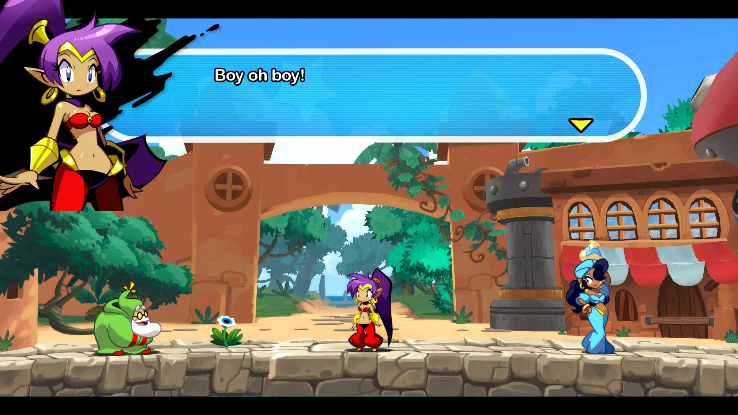 Shantae: Half-Genie Hero  WayForward Technologies